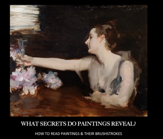 What Secrets Do Paintings Reveal?
